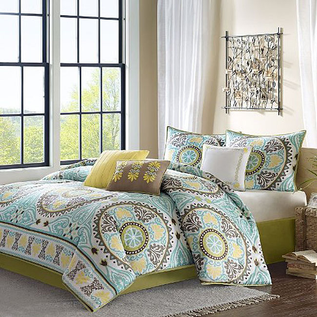 Samara Comforter Collection Queen Set