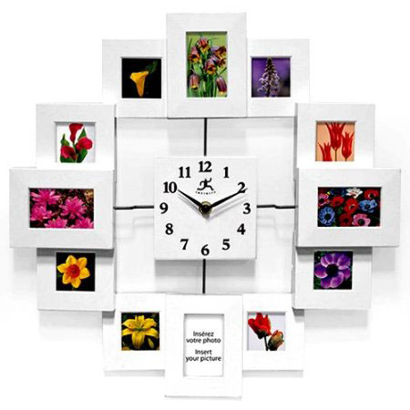 contemporary wall clocks cool modern wall clocks - Modern Designer Wall Clocks