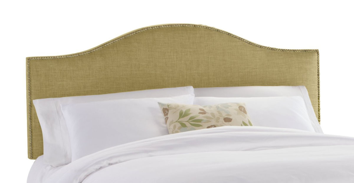 Fabric Headboards Gallery Of Upholstered Linen Fabric