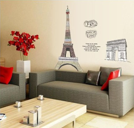 Good Paris Room Decoration Ideas
