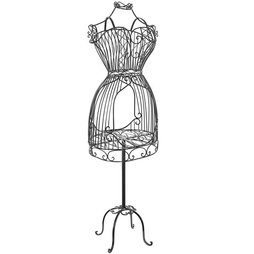 Vintage Mannequin Whimsical Dress Form Decor Home